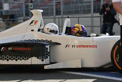F1 Experiences,  Doppelsitzer