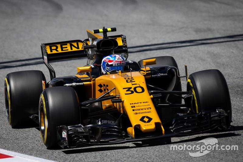 15. Джолион Палмер, Renault
