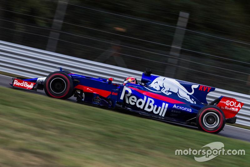 Já a Honda está de mudança para a Toro Rosso, onde poderá dar continuidade ao seu projeto.