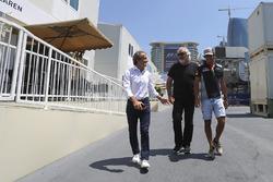 Alain Prost, Renault Sport F1 Team, Flavio Briatore, Carlos Sainz Jr., Scuderia Toro Rosso