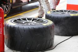 Dunlop intermediate tyres