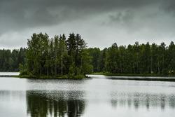 Finlandiya Rallisi atmosfer