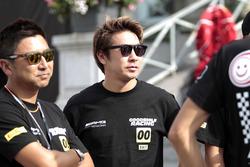 #00 Good Smile Racing & Team UKYO Mercedes-AMG GT3:  Kamui Kobayashi