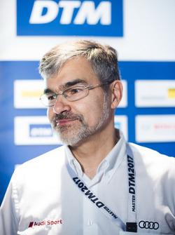 Дитер Гасс, руководитель DTM Audi Sport