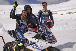 Emilio Zamora, Avintia Racing MotoGP mit Loris Baz und Hector Barbera