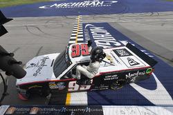 1. Darrell Wallace Jr., MDM Motorsports Chevrolet