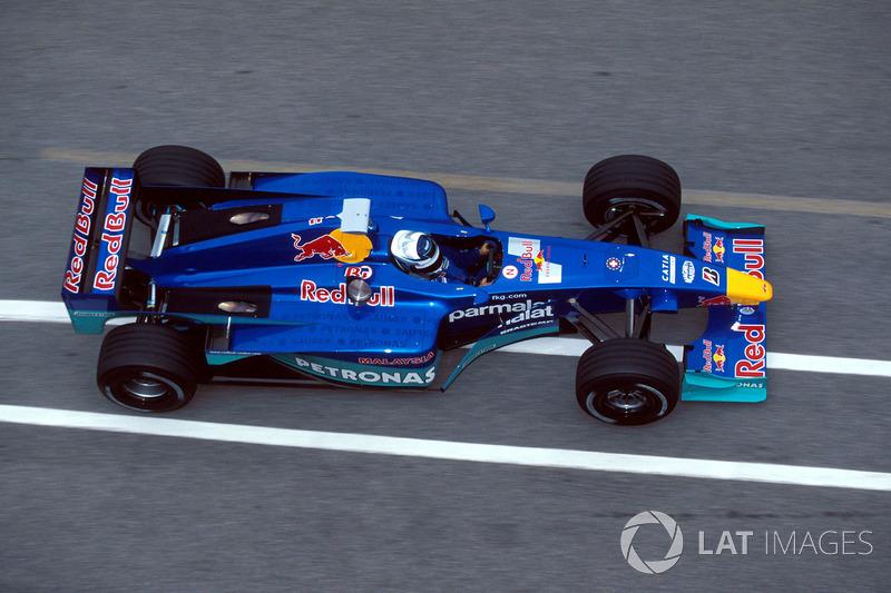 Kimi Raikkonen, Sauber