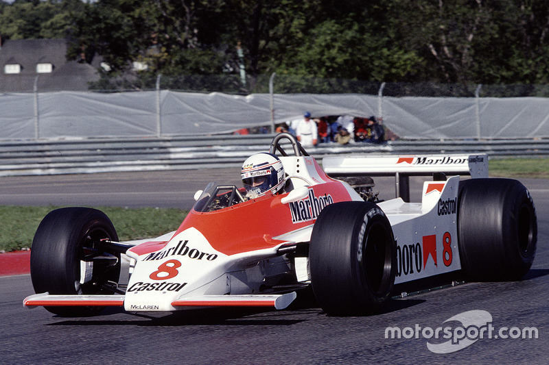 Alain Prost, McLaren M30 Ford (1980)