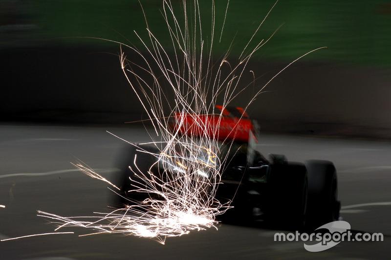 Формула 1. Гран При Сингапура, Льюис Хэмилтон, 2009 год