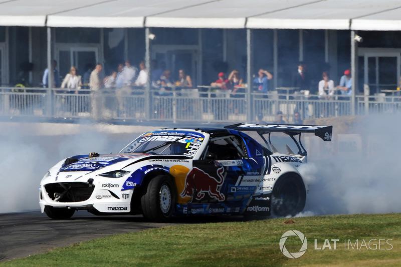 Майк Уиддет, Mazda MX-5