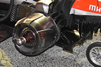 Tambour de frein de la Ferrari SF71H