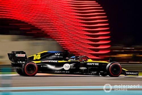 Test di Abu Dhabi