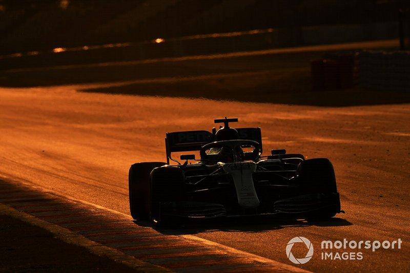 Lewis Hamilton, Mercedes-AMG F1 W10