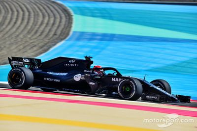 Renault Sport Academy testing