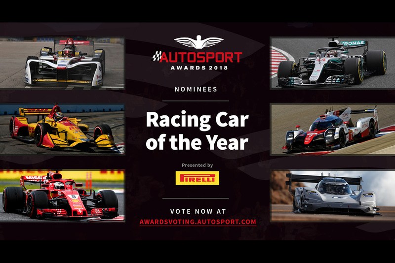 Autosport Awards 2018: Racing Car of the Year