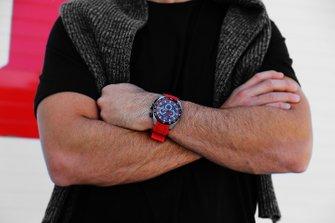 Giorgio Piola watch - Red