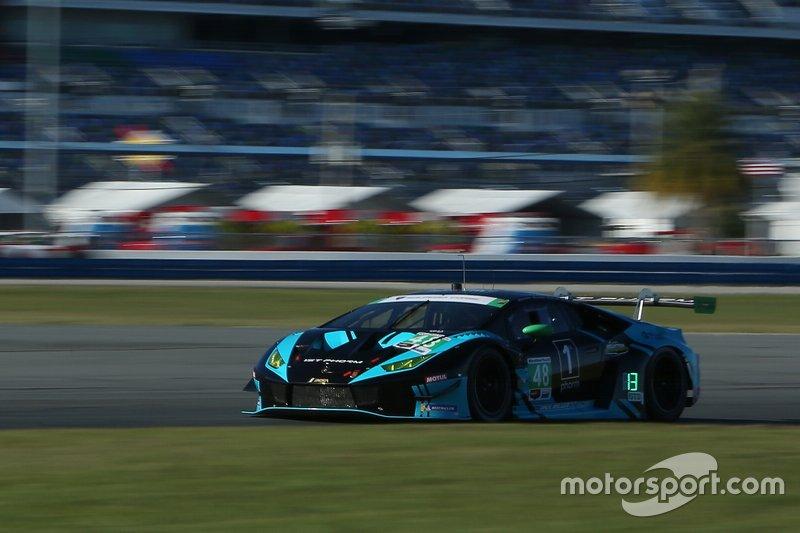 #48 Paul Miller Racing Lamborghini Huracan GTD: Bryan Sellers, Ryan Hardwick, Corey Lewis, Andrea Caldarelli