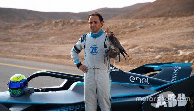 Riyadh ePrix tanıtımı