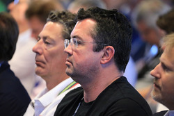 Eric Boullier, McLaren-Renndirektor