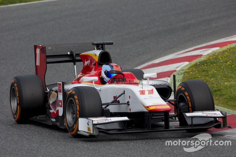 Ralph Boschung, Campos Racing