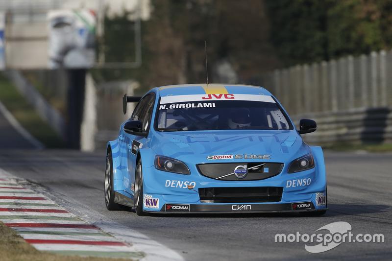 n°61 - Nestor Girolami, Polestar Cyan Racing, Volvo S60 Polestar TC1