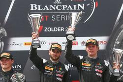 1. Silver Cup: #42 Strakka Motorsport, McLaren 650S GT3: David Fumanelli, Lewis Williamson