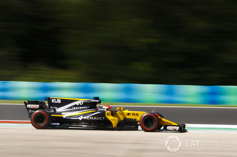 Роберт Кубица, Renault Sport F1 Team RS17