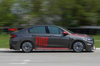 TOSFED Fiat Egea Cup aracı