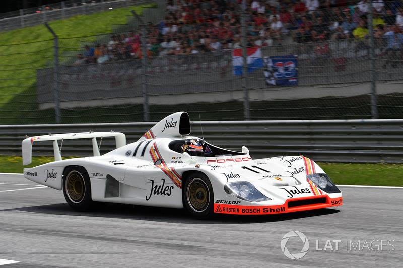 Брендон Хартли, Porsche 936