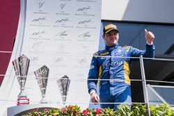 Третій призер Олівер Роуланд, DAMS