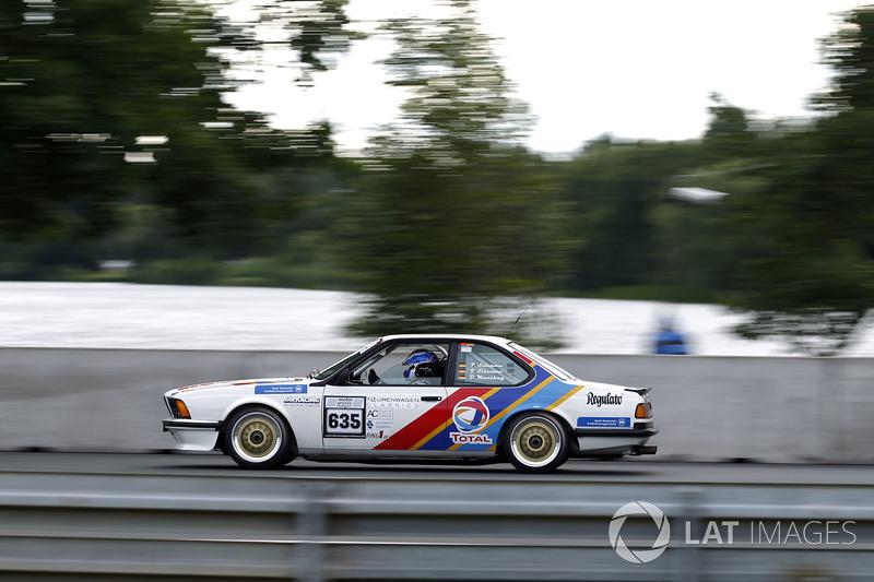 Peter Schumann, Jürgen Schumann, BMW 635 CSI