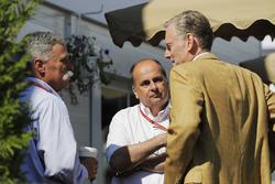 Chase Carey, Geschäftsführer, Formel 1, Sean Bratches, kommerzieller Geschäftsführer, Formula One Group