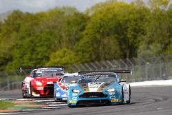 #97 Oman Racing Team with TF Sport, Aston Martin V12 GT3: Ahmad Al Harthy, Jonny Adam