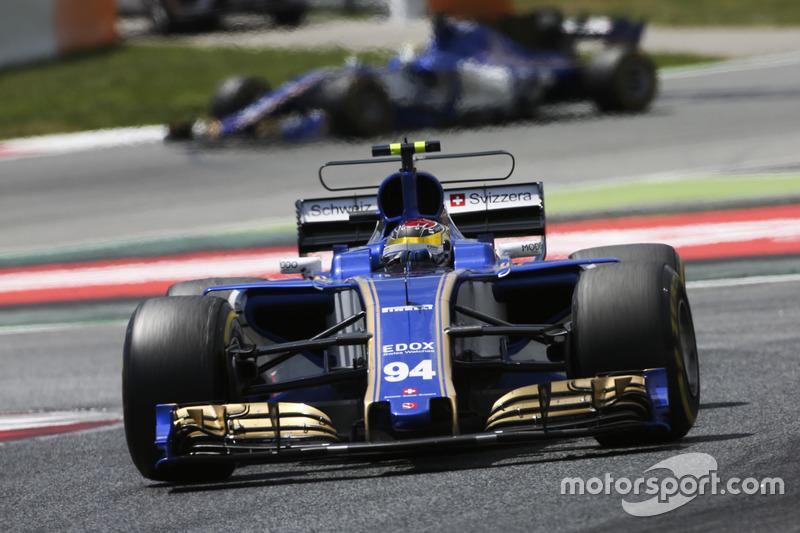 Паскаль Верляйн, Sauber (5 очков, 16-е место в общем зачете, лучший результат – восьмое место на Гран При Испании). Оценка Motorsport.com Россия за первую половину сезона – 8/10
