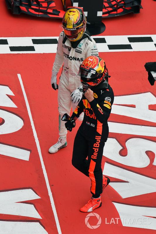 Макс Ферстаппен, Red Bull Racing, Льюыс Хемілтон, Mercedes AMG F1