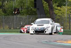 Jonathan Giacon, Honda Civic TCR