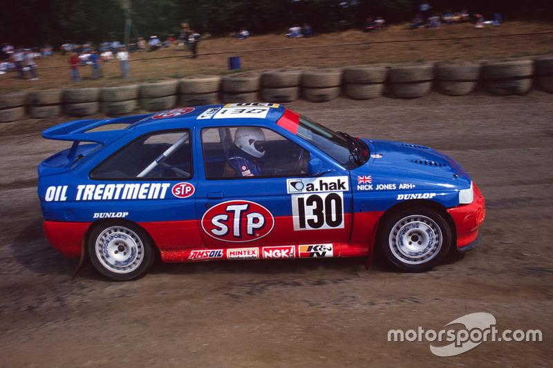 Nick Jones, Ford Escort Cosworth Group N