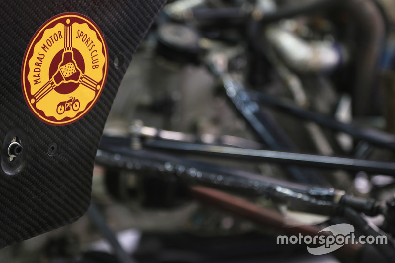 Madras Motor Sports Club logo