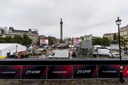 عرض مباشر للفورمولا 1 في لندن