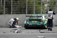 Майк Роккенфеллер, Audi Sport Team Phoenix, Audi RS 5 DTM, після аварії