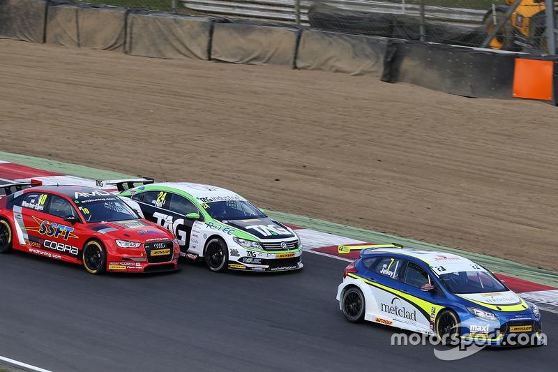 Stephen Jelley, Team Parker with Maximum Motorsport, Ford Focus