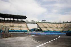 Das Baseball-Stadion in Mexico City
