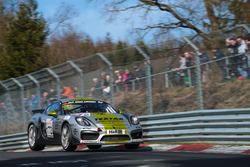 Alexander Toril Boquoi, Aurel Schoeller, Stefan Karg, Porsche Cayman GT4 CS MR