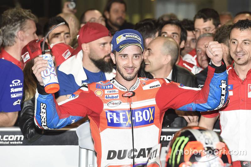 2. Andrea Dovizioso, Ducati Team