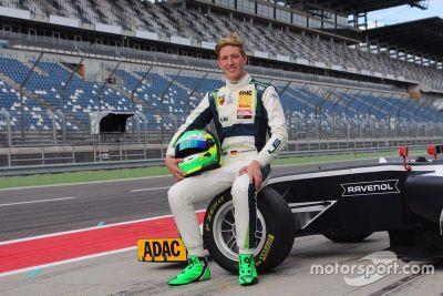 David Schumacher bejelentése 2018-ra