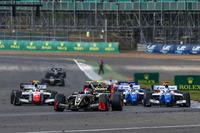 Start: Pietro Fittipaldi, Lotus, führt