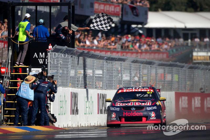 1. Shane van Gisbergen, Triple Eight Race Engineering, Holden