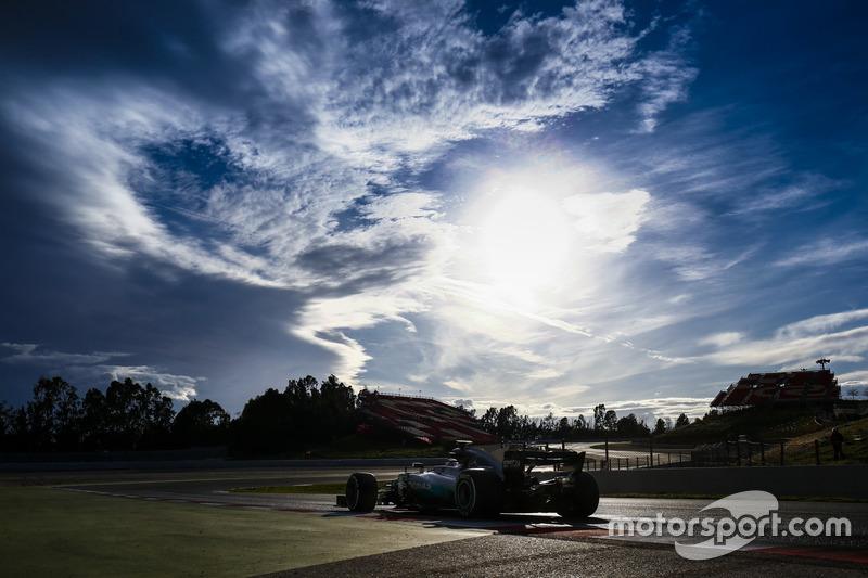 Valtteri Bottas, Mercedes F1 W08