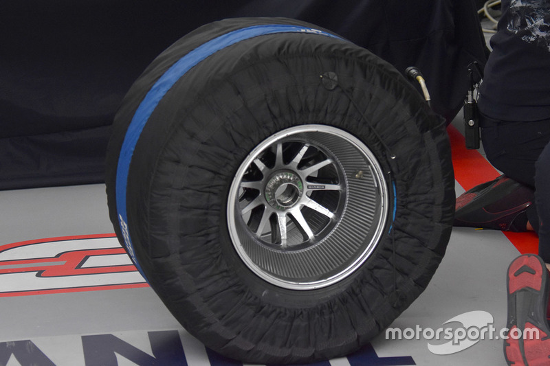 Red Bull Racing RB13: Felge