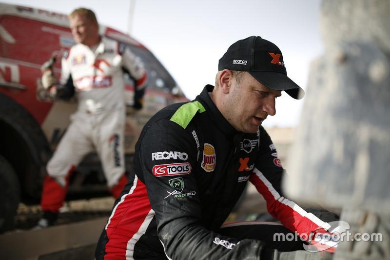 #306 X-Raid Team Mini: Timo Gottschalk